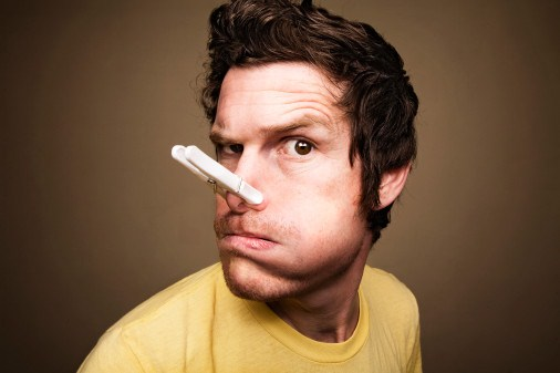 Уничтожение запахов в салоне